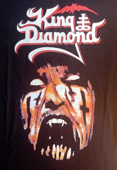 Remera King Diamond