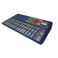 Mesa de Som Digital 32 Canais SI Expression 3 - Soundcraft