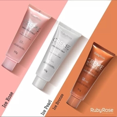 Creme Revitalizante Pescoço e Colo Lift Mask - Ruby Rose