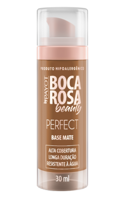 BASE MATE HD BOCA ROSA BEAUTY BY PAYOT 7 - MÁRCIA
