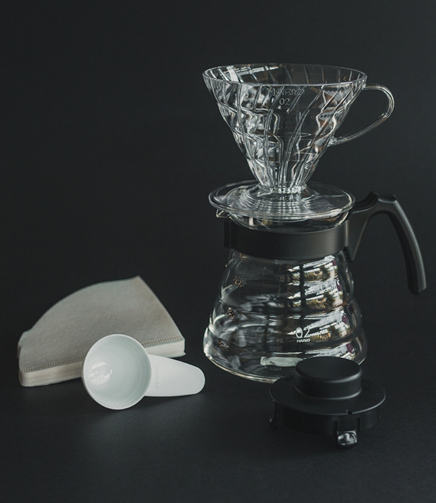 Kit Hario V60 Craft Coffe Maker