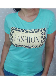 T-Shirt Fashion - comprar online