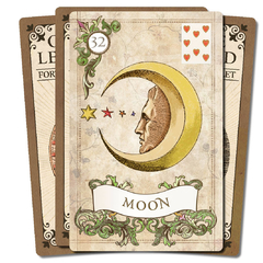 Old Style Lenormand na internet