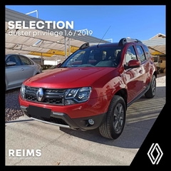 RENAULT DUSTER PRIVILEG 1,6 2019 $1950000
