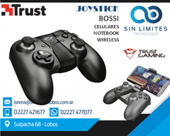Joystic Gamepad Trust Gxt 590 Bosi Bluetooth Android Pc/CELULARES