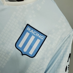 Imagem do Camisa Racing Away 20/21 - Masculina torcedor - Azul Claro