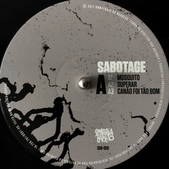 Sabotage - Maestro Do Canão (Album Póstumo) - Promo Only Djs