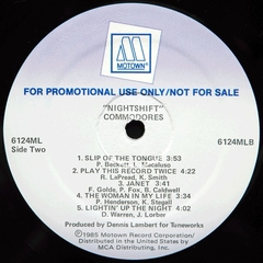 Commodores ‎– Nightshift - Promo Only Djs