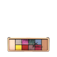 Paleta de Sombras All You Need Is Passion - Pink 21