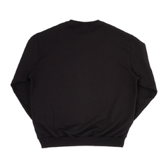 Moletom HIGH Crewneck Logo Colored Black na internet