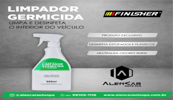 Limpador Germicida - 500ml