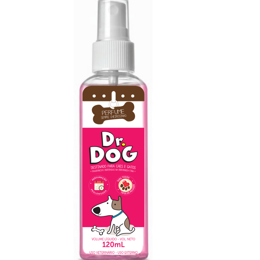 Perfume Cães E Gatos Sempre Cheirosinh...