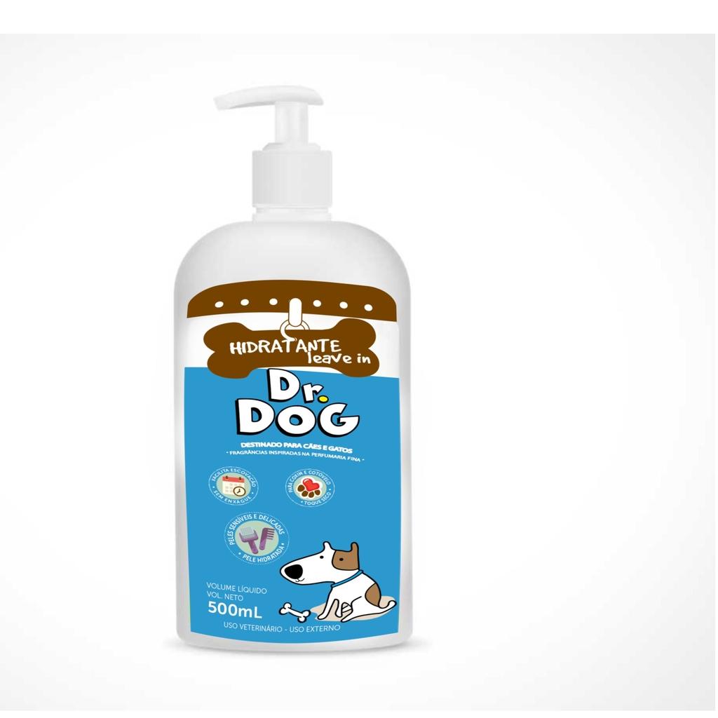 Creme Hidratante Pet Cães E Gatos Pós...