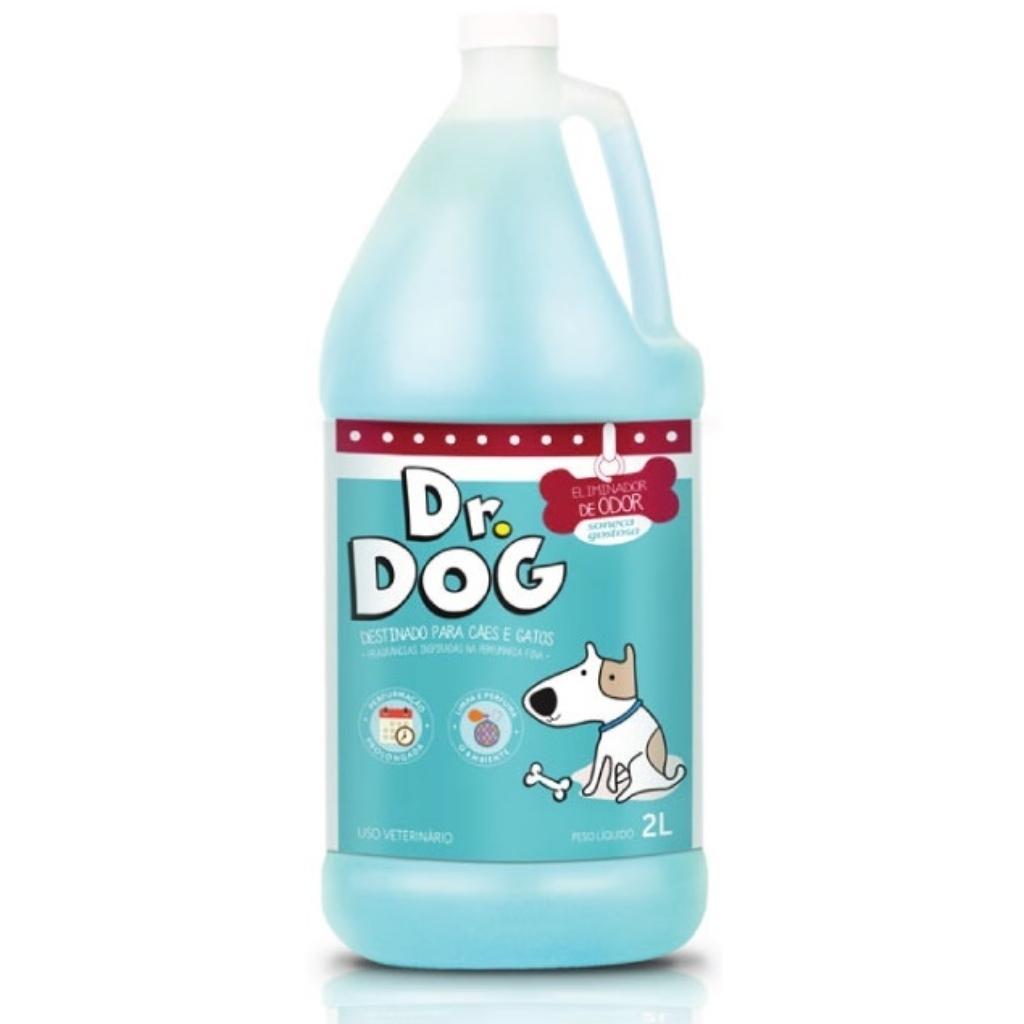 Dr. Dog Eliminador De Maus Odores E Hi...