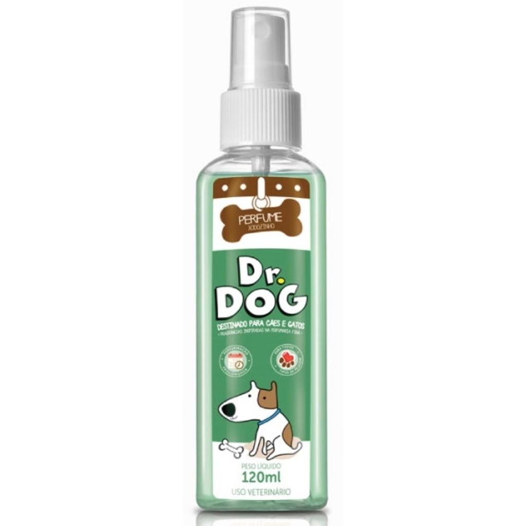 Dr. Dog Perfume Cães E Gatos Xodozinho...