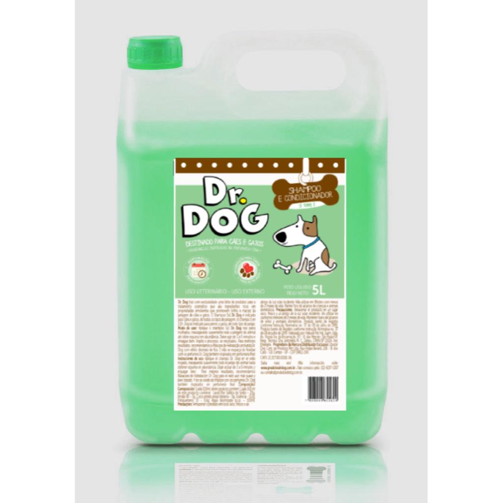 Shampoo & Condicionador Cães E Gatos D...