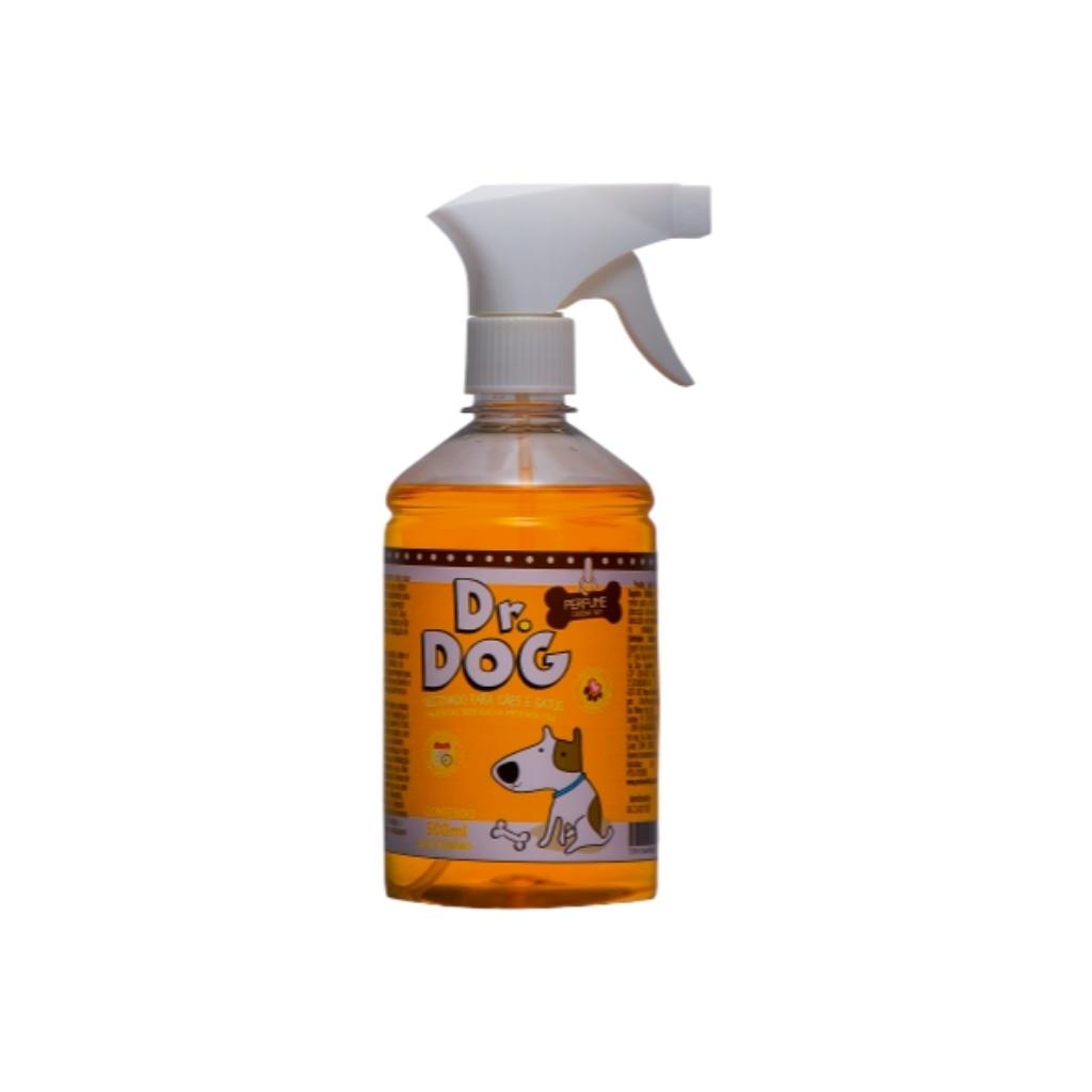Dr. Dog Perfume Cães E Gatos Carinho Bom Alta Fixação 500Ml