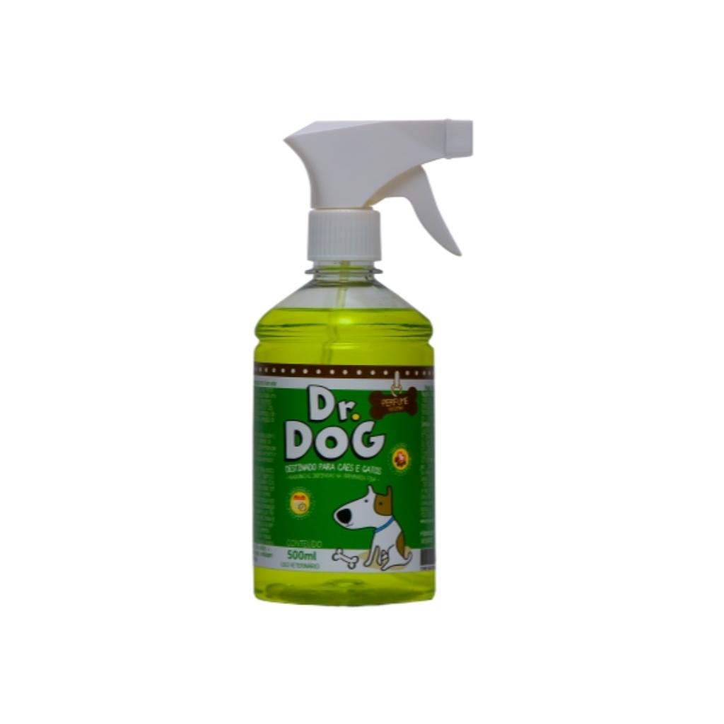 Dr. Dog Perfume Cães E Gatos Xodozinho500Ml Alta Fixação Cheirinho D...