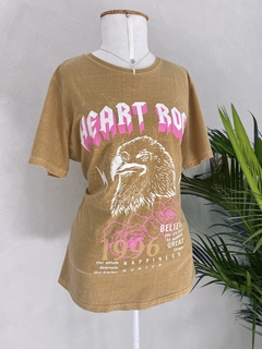 T-SHIRT HEARTH ROCK