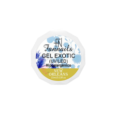 GEL VITRAL FAN NAILS 15ML - NEW ORLEANS