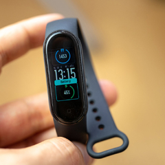Imagem do Mi Smart Band 5
