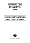 IMO LOAD LINE CONVENTION (1966)