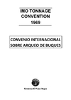IMO TONNAGE CONVENTION (1969)
