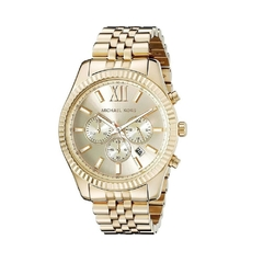 Reloj Michael Kors Lexington MK8281 Dorado