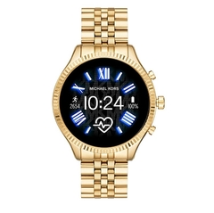 Reloj Michael Kors Smartwatch Lexington MKT5078 Dorado