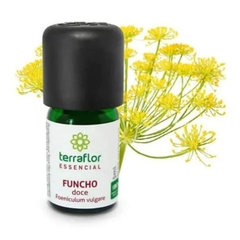 Óleo Essencial de Funcho Doce 5ml 100% Natural Terra Flor na internet