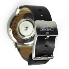 Relógio Rip Curl Detroit Black Leather Beer Buckle - comprar online