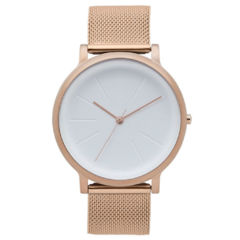 Relógio Rip Curl Flow Rose Gold Leather