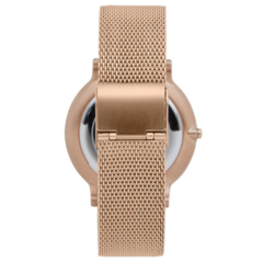 Relógio Rip Curl Flow Rose Gold Leather na internet