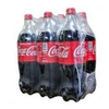 COCA COLA 500 ML PACK DE 6 UNIDADES