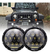"Óptica Led 7"" Jeep Ford Chevy Motos - comprar online"