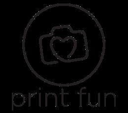 Impressão de fotos - Bons momentos merecem print, print fun.