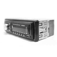 Rádio Automotivo Player Doorbem FM MP3 Usb Bluetooth Auxiliar Frontal - Som SC