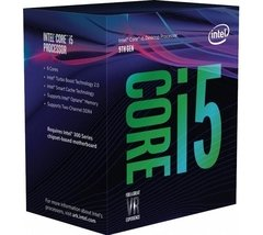 PC Cpu De Escritorio Intel Core I5-9100F- 8gb Ram - Ssd 240gb - Gabinete KIT