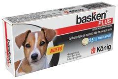 Basken comprimidos - Antiparasitario interno para mascotas