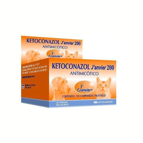Ketoconazol Antimicotico Palatable Para Perros Y Gatos