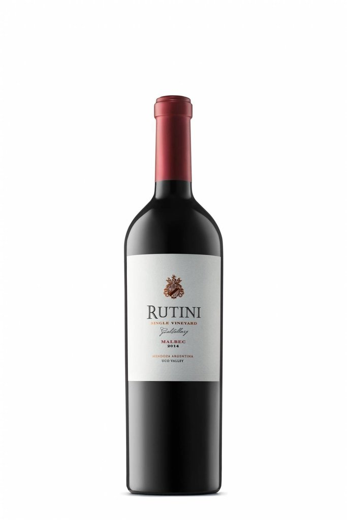 Rutini Gualtallary Single Vineyard Malbec x750 ml