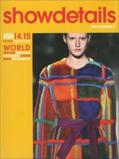 Show Details World - nº 13 - New York/Barcelona/Copenhagen/Londres/Berlim/Bread & Butter - Out/Inv 2014/15