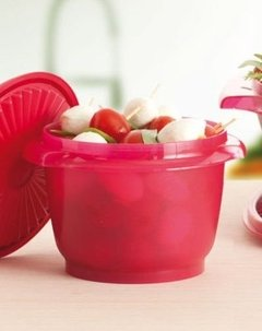 Tigela Sensação Rosa 600ml TUPPERWARE na internet