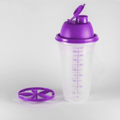 Quick Shake 500Ml Cores TUPPERWARE - ECOBREXÓ