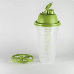 Quick Shake Cores 500ml TUPPERWARE - comprar online
