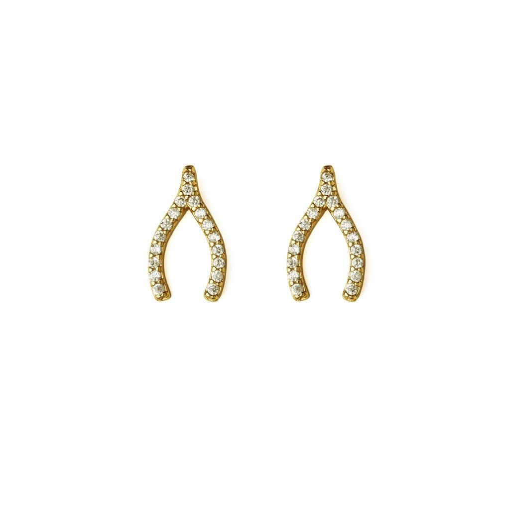 Luck Bone Earrings - buy online