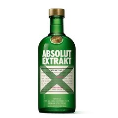 ABSOLUT EXTRAKT X 750 ML