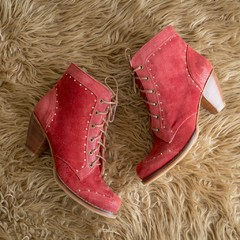 Botas Dali Cherry ★ - Frou Frou Shoes