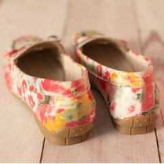 Mocasines Flowers - Frou Frou Shoes