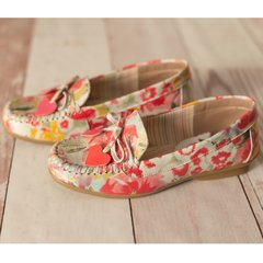 Mocasines Flowers en internet
